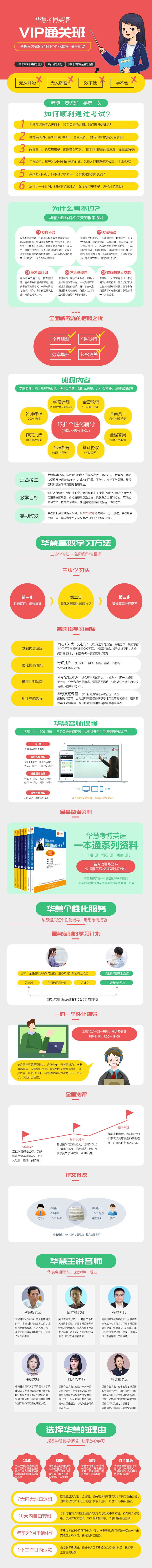 2022年华中科技大学考博英语VIP通关班【直播+录播】 -1对1个性化辅导(15次)